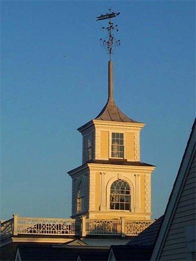 Town Hall Cupola