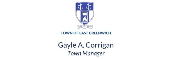 Town Manager heading
