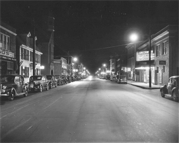 East Greenwich 1939